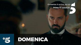 Grand Hotel - Intrighi e passioni - Domenica 1 agosto, in prima serata su Canale 5