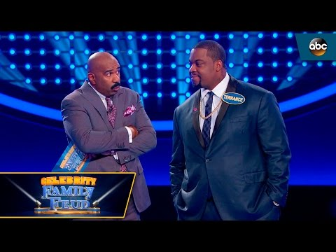 NFC Defense Fast Money - Celebrity Family Feud