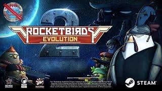 Rocketbirds 2 Evolution Gameplay no commentary