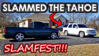 How To Lower Tahoe Yukon Denali Escalade (Ultimate How to!!!)