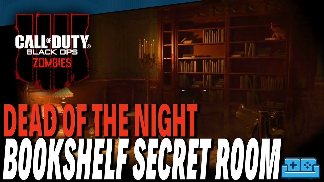 Black Ops 4 Zombies: Dead of the Night - All Hidden Rooms & How To