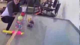 Rube Goldberg: Penny in a Piggy Bank