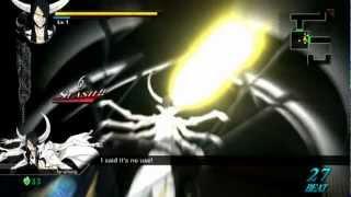 Bleach: Soul Resurreccion (PS3) Characters Bankai