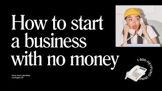 How do you start a business with no money? | 1-800-HEYPUNO Ep.5