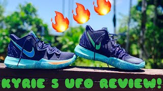 KYRIE 5 UFO REVIEW