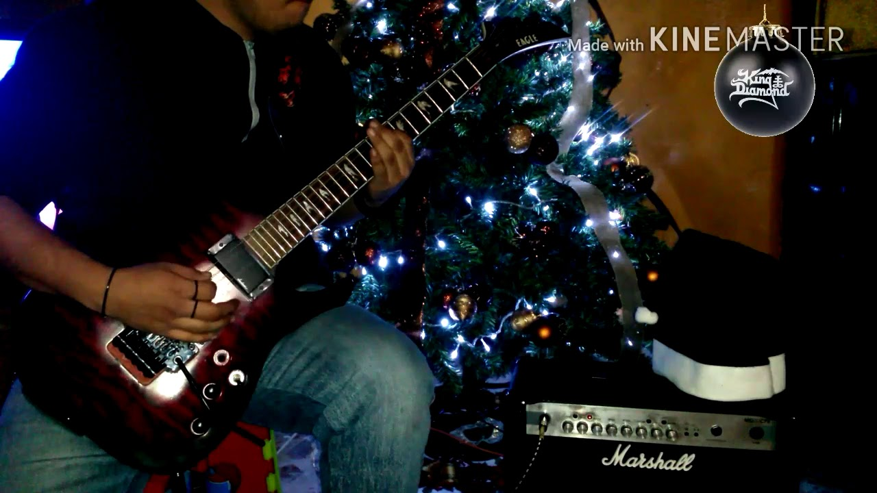 King Diamond No Presents For Christmas (cover) - YouTube