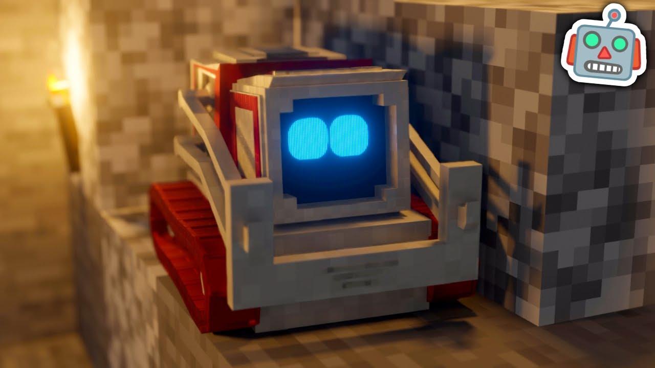 Cozmo's Dragon Egg Quest (Minecraft Animation)