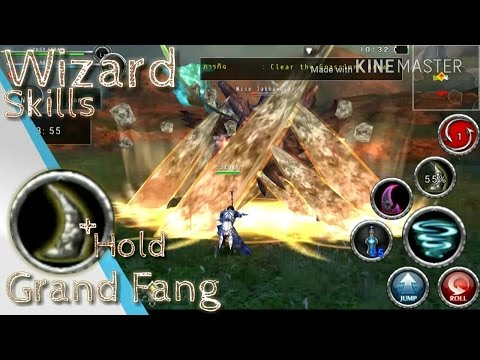 RPG Avabel Online - Wizard Skill
