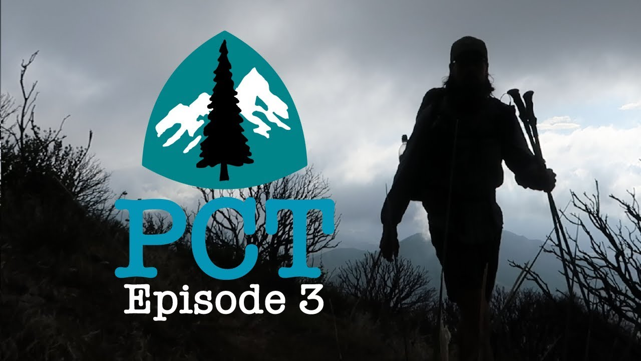 PCT 2018 Thru-Hike: Episode 3 - Trail Injuries