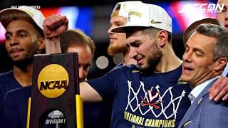 The Virginia Cavaliers Are National Champions