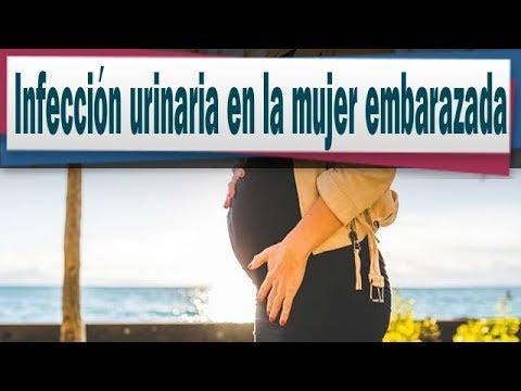 Remedios para la infeccion urinaria en la mujer embarazada