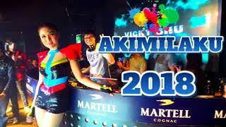 DJ BASSBEAT AKIMILAKU GOYANG SAMPE BODO SLOW BASS 2018 | TERBARU MANTAP JIWA )