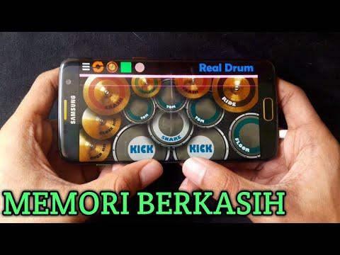 DJ Memori Berkasih | Real Drum