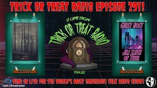 Trick or Treat Radio Episode 291 - The Ritual Film Discussion with Jim Smith of Teeel