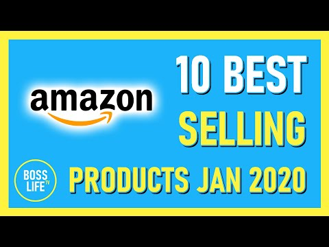 10-best-selling-products-on-amazon-in-january-2020-no-commentary-just-data---best-seller-ranking