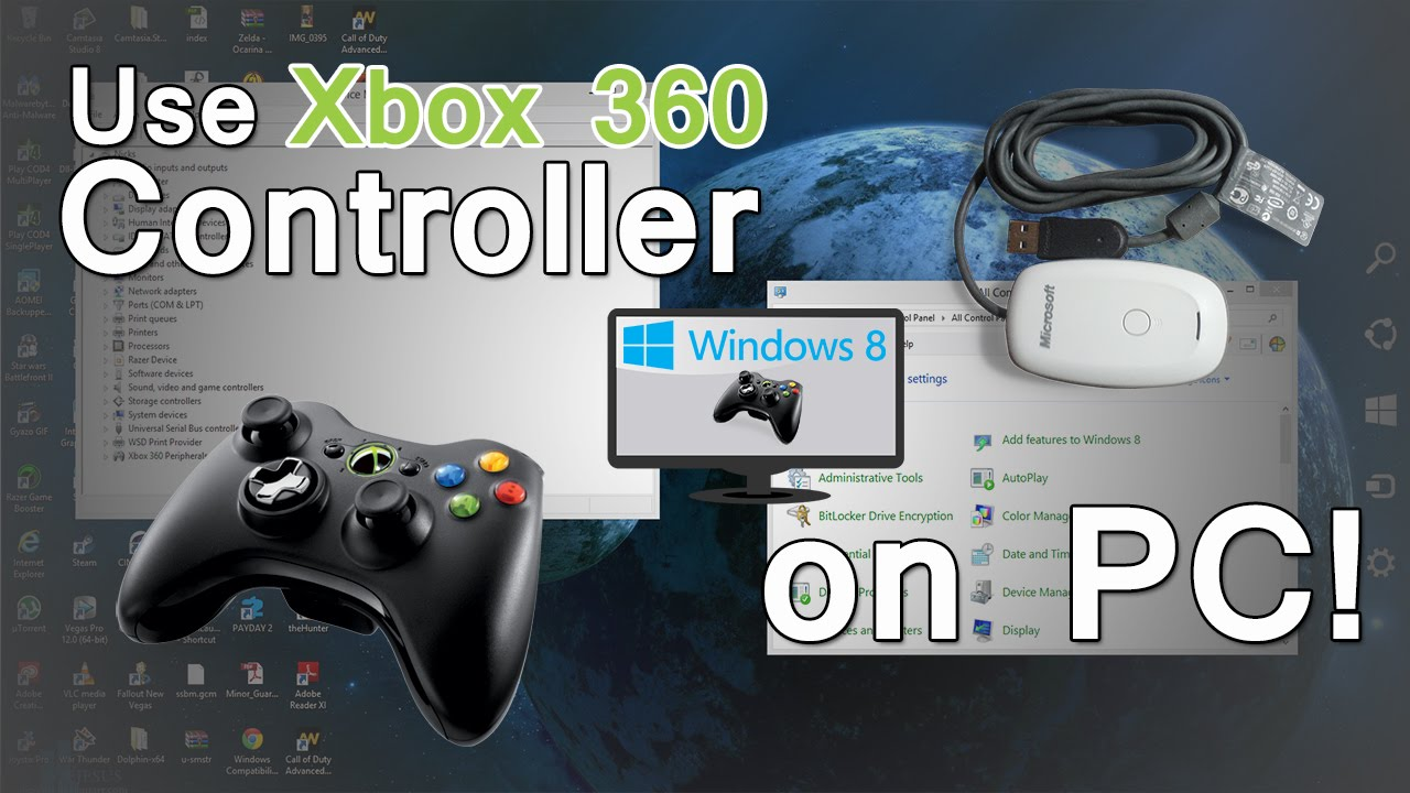 Xbox 360 Wireless Adapter Pc Setup
