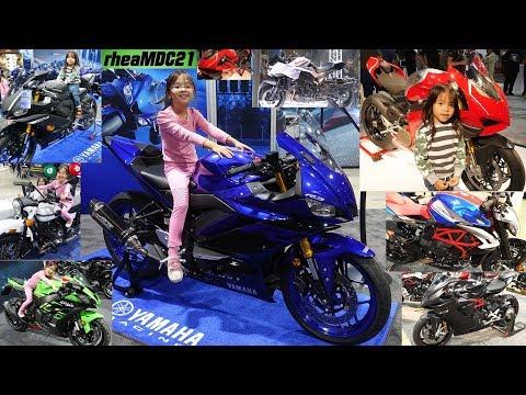 Yamaha R,  Suzuki Katana,  Kawasaki NINJA ZXR,  Suzuki GSXR  and More