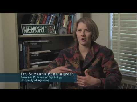 Prospective Memory - Research by Dr. Suzanna Penningroth, University of Wyoming