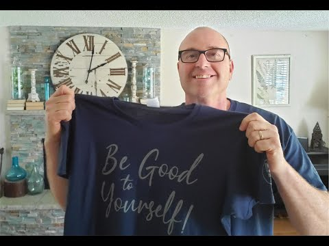 How to be good to yourself. - Winners announced!