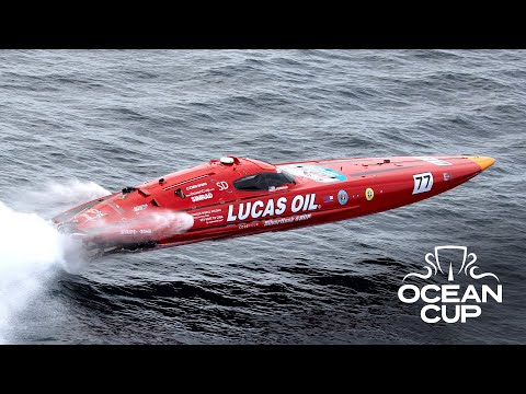 2020 Rum Run - Ocean Cup Offshore Powerboat World Speed Record