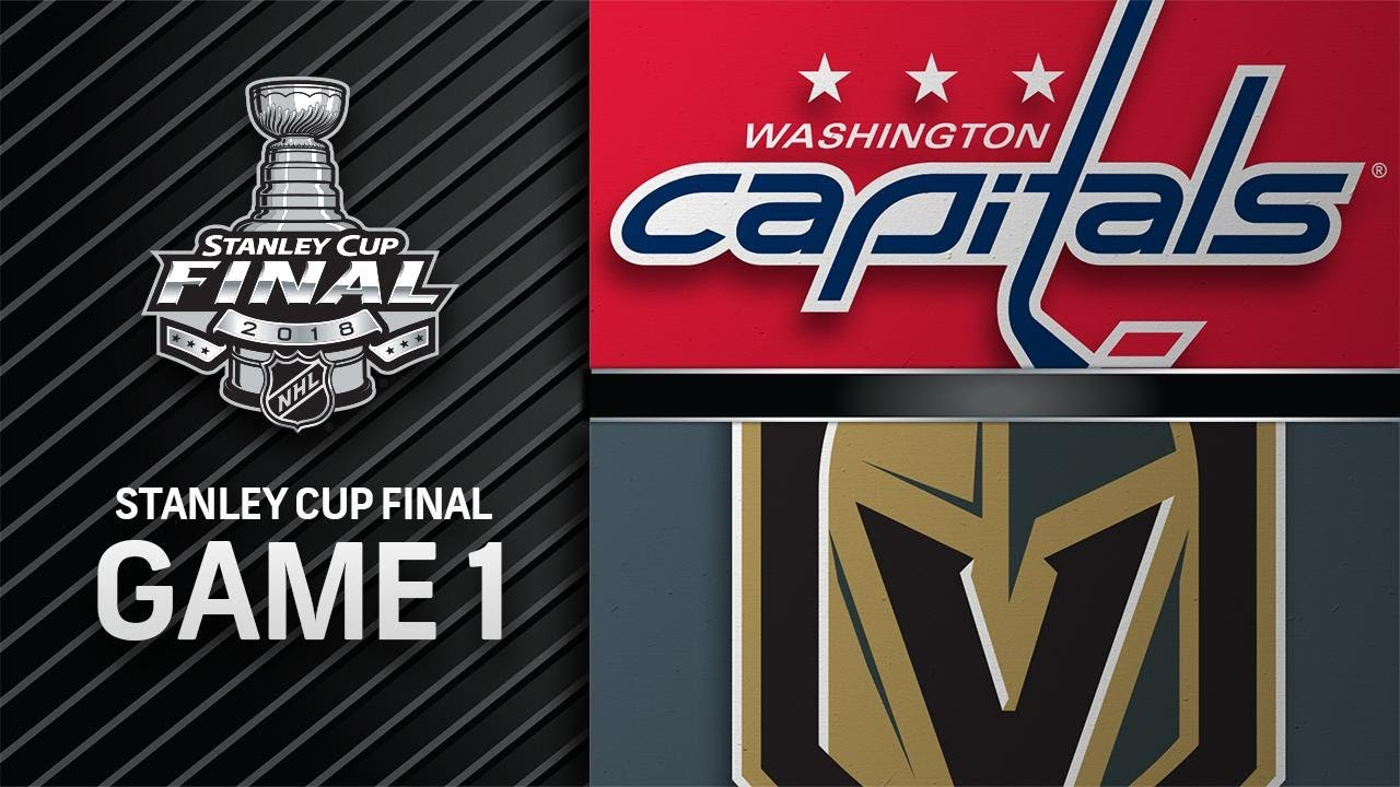 6d7685a20 Golden Knights top Capitals to open Cup Final