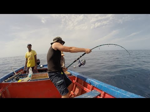 Pêche au Cap Vert / Fishing Cabo Verde