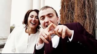 Мега позитивная свадьба