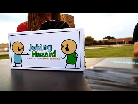 Joking Hazard: Available Now - Cyanide & Happiness Announcements