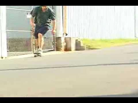 Jason Waters skate video