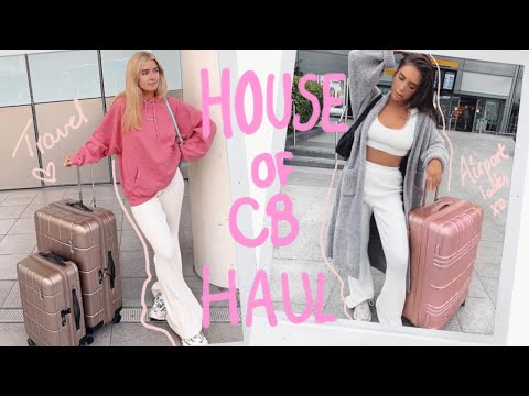 COZY BUT CUTE TRY ON HAUL!!! | HOUSE OF CB | Sophia and Cinzia | ad