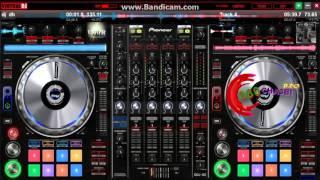 شعبي مغربي نايضة  dj virtual 8 pioneer