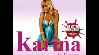 Karina-Te quise olvidar(cd2009)