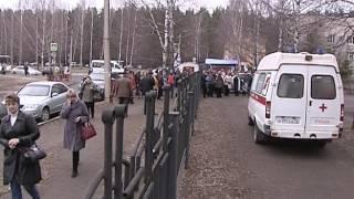 В Ярославле экстренно эвакуировали пациентов и сотрудников областной больницы