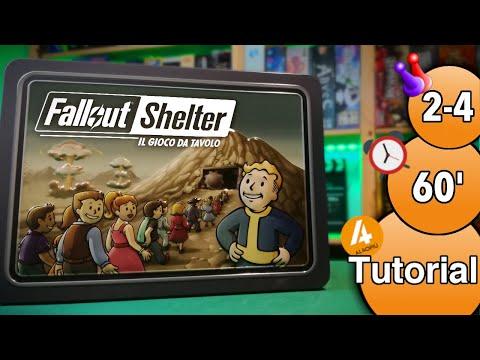 Come si gioca a FALLOUT SHELTER? | TUTORIAL