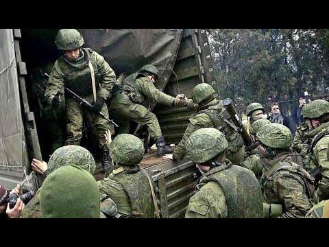 Началось! Войска США готовы – полномасштабное вторжение в Украину: решающий момент. Удар союзников