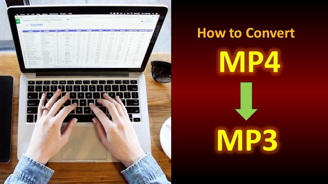 How to convert MP4 to MP3 | VLC Media Player - YouTube
