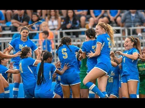 Recap: Hailie Mace\'s late goal secures UCLA women\'s soccer win over Long Beach State in 2018 opener