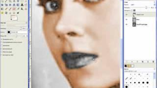 Как я раскрашиваю черно-белые фотографии в GIMP(Как я раскрашиваю черно-белые фотографии в GIMP., 2010-11-19T09:41:59.000Z)