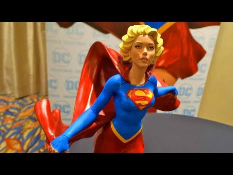 SDCC 2017 - DC Comics Collectibles preview event at San Diego Comic-Con