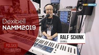 Dexibell VIVO S7 PRO - stage piano 2019 (NAMM2019)