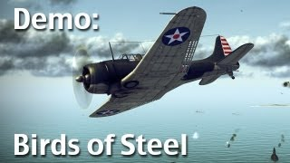 Demo: Birds of Steel - WWII Combat Flight Simulator