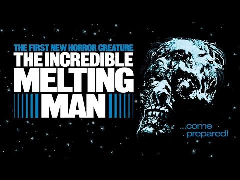 The Incredible Melting Man(1977, USA) Trailer