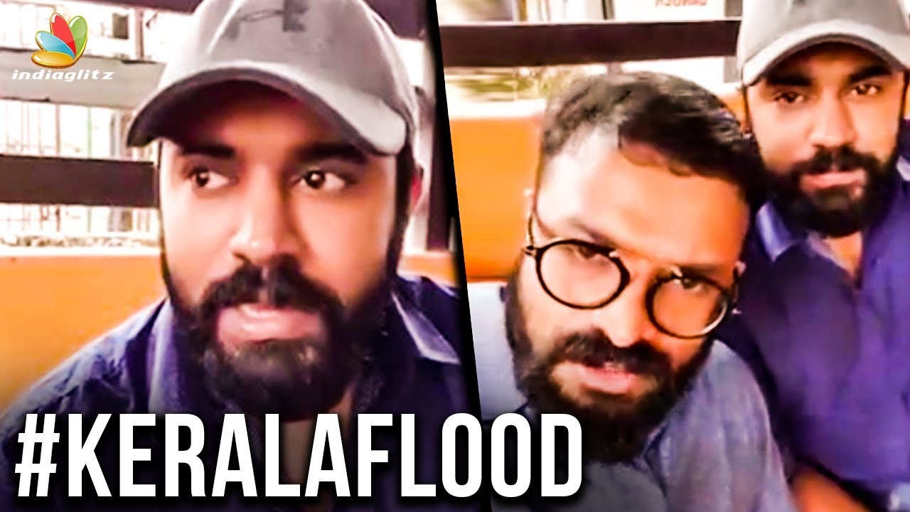 സഹായം അഭ്യർത്ഥിച്ചു നിവിനും | Nivin Pauly FB Live | jayasurya| Kerala Flood
