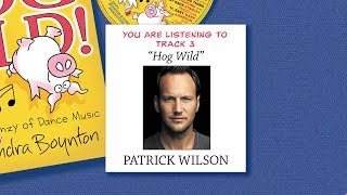 Patrick Wilson - Hog Wild [listening video]