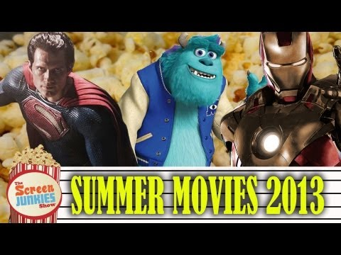 Top 10 Summer Movies 2013