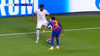 Alphonso Davies Destroying Barcelona HD 720p (14/08/2020)