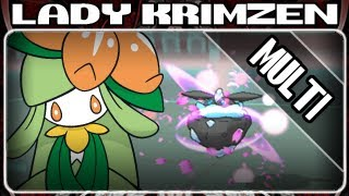 Pokemon X and Y WiFi Battle #01 - Lady KrimZen/PIMPNITE VS Karin/Noor