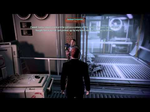 Let's Play Mass Effect 2 53 (Mordin's Medical Advice, Almost Accidental Romance, Spies)