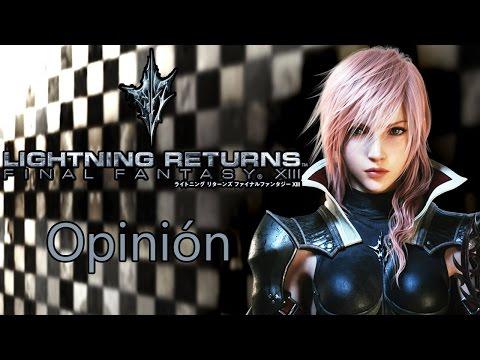 Opinión - Lightning Returns: Final Fantasy XIII