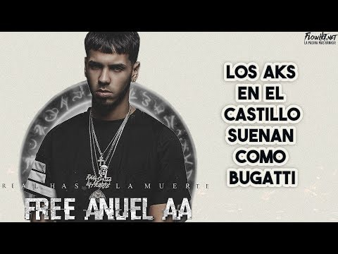 MUJERES Y BOTELLAS - ANUEL AA FT. DE LA GHETTO, ÑENGO FLOW Y DJ KHALED
